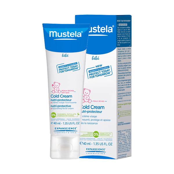 Cold Cream Mustela 40ml