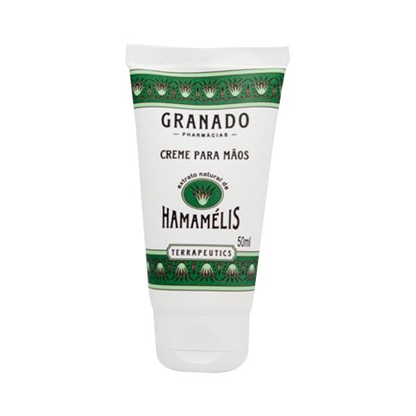Creme Granado Maos Terrapeutics Hamamel 50ml