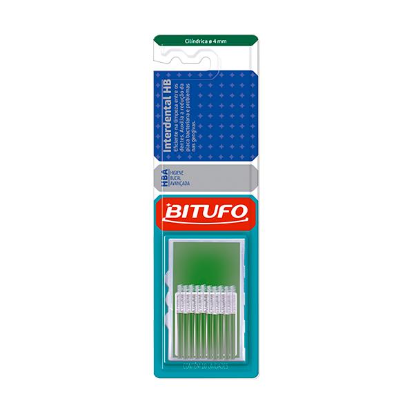Escova Dental Bitufo Inter Hb Cil Fina 0523
