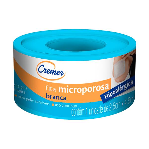 Esparadrapo Cremer Microporosa 2,5x4,5