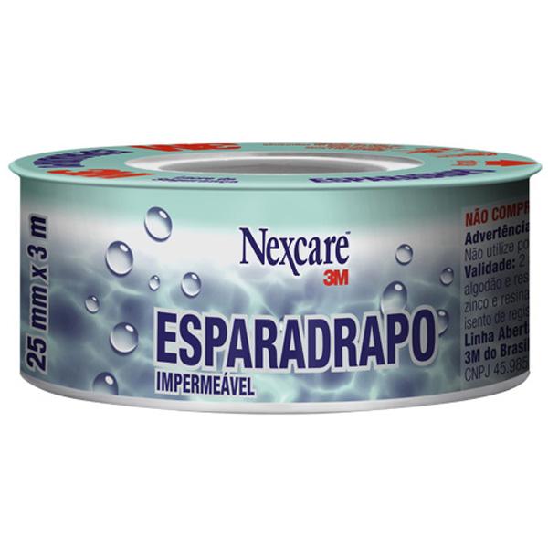 Esparadrapo Nexcare Impermeavel 25x3