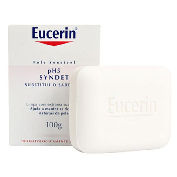 Eucerin Sabonete Ph5 Syndet 100 G