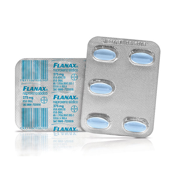 Flanax 275 Mg 60 Cprs
