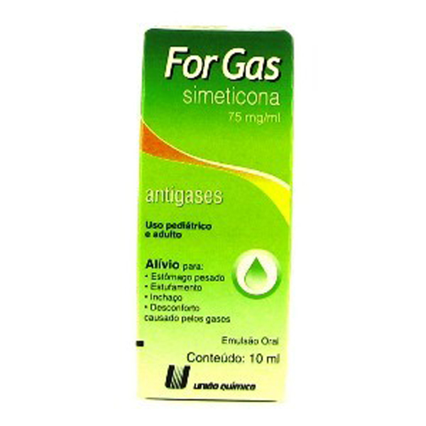 For Gas 75 Mg Suspensão 10 Ml