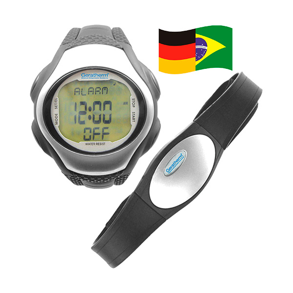 Frequencimetro Digital Geratherm Training Fitness