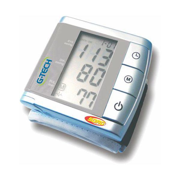 G-Tech Monitor Pressao Arterial Digital Automatico/ Pulso Bp3bk1