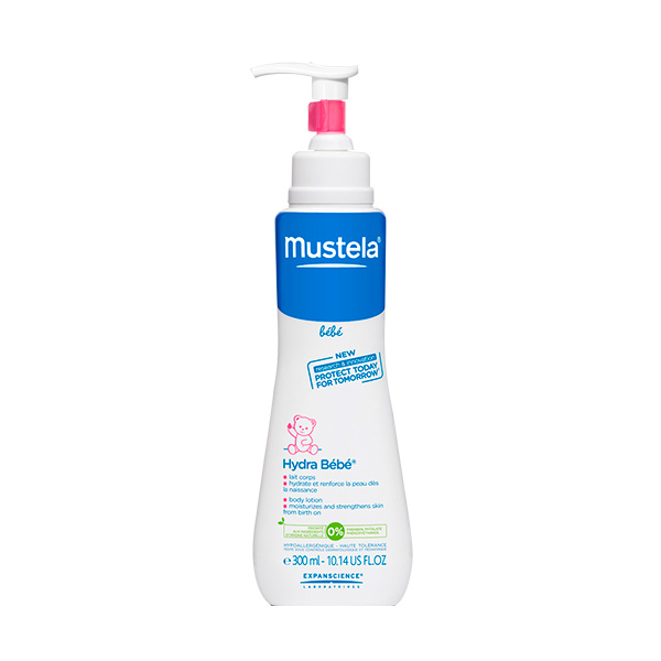 Mustela Hydra Hidratante Corpo Bebe 300ml Uso Infantil