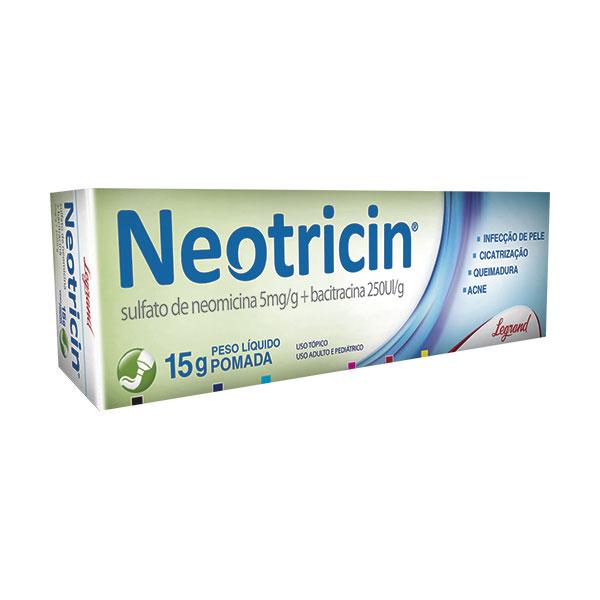 Neotricin Pom C/15 Gr