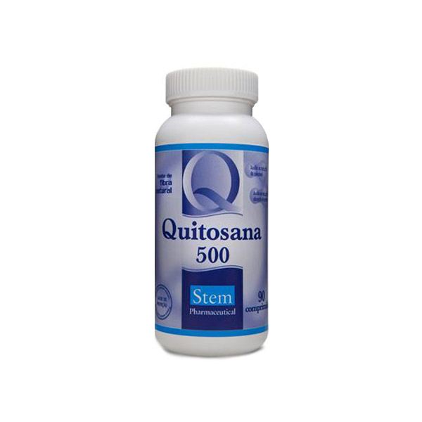 Quitosana Stem 500mg 90 Comprimidos