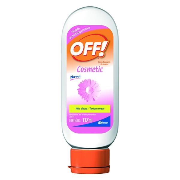 Repelente Off Cosmetic 117ml