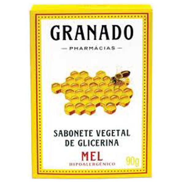 Sabonete Granado Glicer Mel 90g