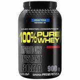 3 Whey Protein Baunilha 900g
