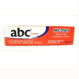 Abc 10 Mg Creme 20 G
