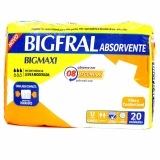 Absorvente Bigmaxi Super 20 Unidades