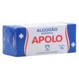 Algodão Apolo Cx 100g