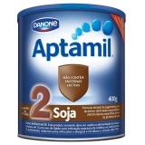 Aptamil Soja 2 400 G