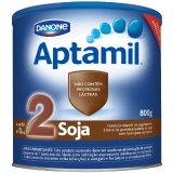 Aptamil Soja 2 Leite Infantil 800 G