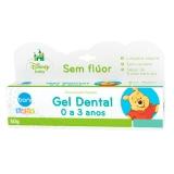 Boni Baby Gel Dental Sem Fluor Disney Pooh 50 G