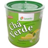 Chá Verde, Frutas Cítricas - Sanavita - 250g