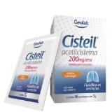 Cisteil 200 Mg Cx C/16 Saches