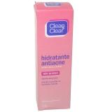Clean Clear Hidratante Facial Anti Acne 50g
