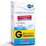 Cloridrato De Ambroxol Xpe 3 Mg/Ml Inf S/Acu C/120 Ml