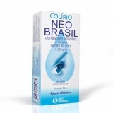 Colirio Neo Brasil 0,15+0,30 Mg/Ml Sol Oft Fr Plas X 20ml