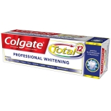 Creme Dental Colgate Total 12 Professional Whit 70g