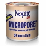 Esparadrapo Micropore 50x4,5 Bege