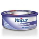 Esparadrapo Nexcare Transparente 25x4,5
