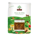 Flocos De Milho Mãe Terra Com Açúcar Mascavo 200g