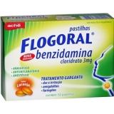 Flogoral 12 Past Laranja