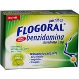 Flogoral 12 Past Limão
