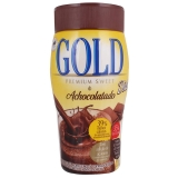 Gold Achocolatado Instantaneo Aspartame 210 G