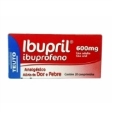 Ibupril 600 Mg C/20 Cpr