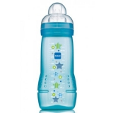 Mamadeira Mam Fashion Bottle Azul 330ml