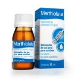 Merthiolate Fr C/30 Ml