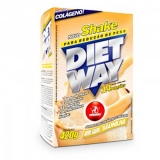 Midway Shake Diet Way Baunilha 420g