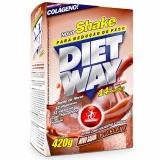 Midway Shake Diet Way Chocolate 420g