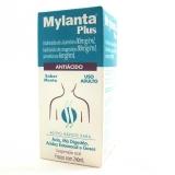 Mylanta 80 + 80 + 6 Mg Suspensão 240 Ml Menta