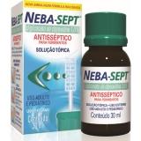 Neba-Sept 10 Mg Solução Tópica 30 Ml
