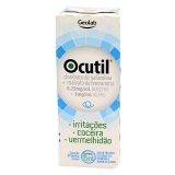 Ocutil 0,25+3 Mg/Ml Sol Oft X 15 Ml