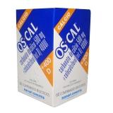 Oscal D 500mg+400 Ui Cpr Rev Fr Plas Opc C/60
