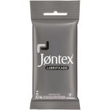 Preservativo Jontex Fp Lubrificado 6 Unidades