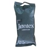 Preservativo Jontex Lubrificado 12 Unidades