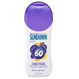 Protetor Solar Sundown Fps-60 Loção 120ml