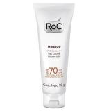Roc Minesol Antioxidante Protetor Solar Fps 70 50 G - por: R$ 95,89