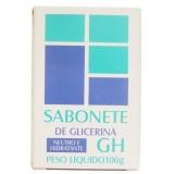 Sabonete Gh De Glicerina Neutro E Hidratante 100g