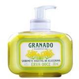 Sabonete Granado Glicerina Erva Doce 200ml