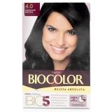 Tintura Biocolor 4.0 - Castanho Medio